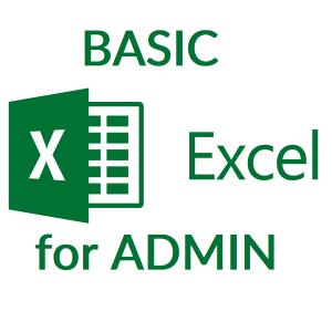 Basic Excel Training for Admin