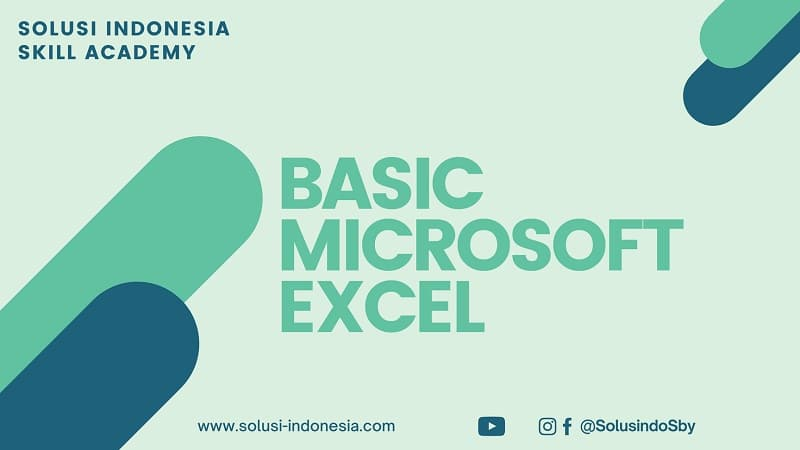 Kursus Online Basic Microsoft Excel