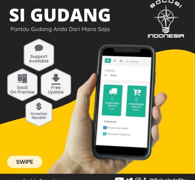 Aplikasi Manajemen Stok Gudang